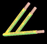 Dây điện 1 lõi đồng cứng vỏ bọc PVC - CV ( 16- 800mm2)