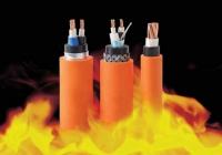 Cáp điện lực chậm cháy, chống cháy hạ thế, ít khói, không halogen