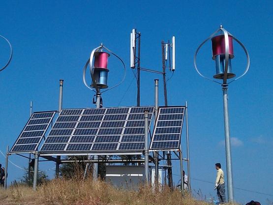 Dự án năng lượng mặt trời