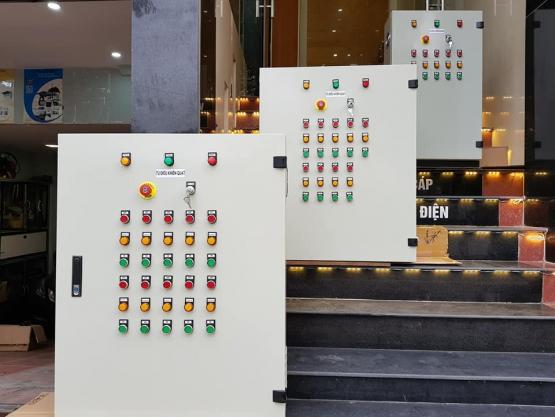 Sản xuất tủ điện NISSIN