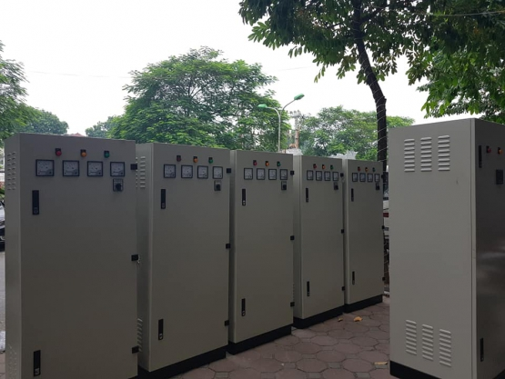 Sản xuất tủ điện công nghiệp TANAKA