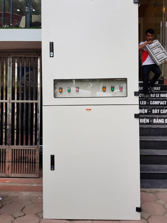 Sản xuất tủ điện Vinhome